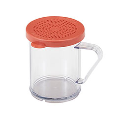 Cambro Shaker for Medium Texture Products Clear
