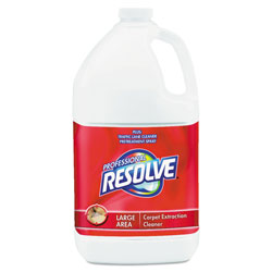 Resolve Carpet Extraction Cleaner, 1gal Bottle