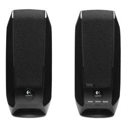 Logitech S150 Digital USB - PC Multimedia Speakers - USB - 1.2 Watt (total) - Black