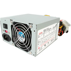Startech Computer Products ATX2POWER350 Power Supply (Internal) - ATX12V 2.01 - AC 115/230 V - 350 Watt