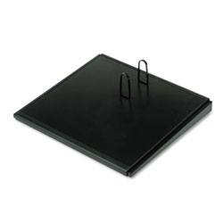 "At-A-Glance Desk Calendar Base, Black, 4 1/2"" x 8"""