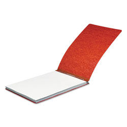 Acco Pressboard Report Cover, Red, Each