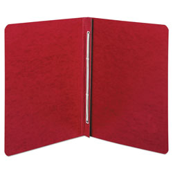 Acco Presstex® Pressboard Report Cover, Red, Each