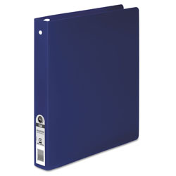 "Acco 25% Recycled Ring Binder, 1"" Capacity, Blue"