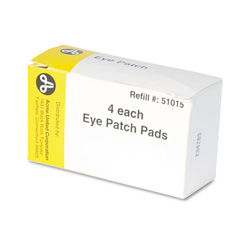 Physicians Care Eye Patch, 2 x 3, Four Patches per Box