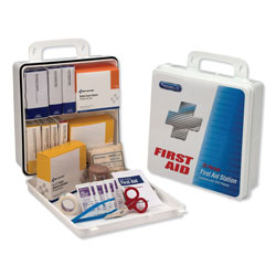Physicians Care First Aid Kit for Up to 50 People, 10 3/8w x 3d x 9 7/8h
