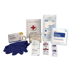 Physicians Care OSHA First Aid Refill Kit, 48 Pieces/Kit