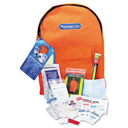 Physicians Care Personal Emergency First Aid Kit, Back Pack