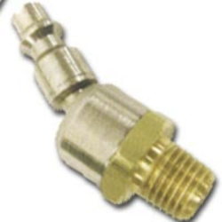 Acme Automotive 1/4in. Ball Swivel Industrial Interchange Connector