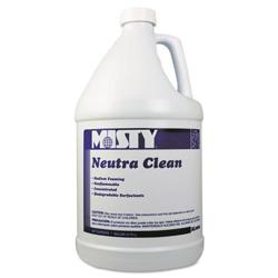 Amrep Neutra Clean Floor Cleaner Gallon Bottle 4 Carton
