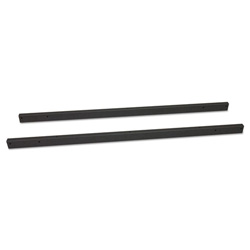 "Alera Electric Height-Adjustable Table Cross Bar Kit for 66"" to 77"" Worksurface, Black"