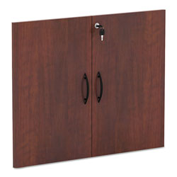 "Alera Valencia Series Cabinet Door Kit for All Bookcases, 32"" x 26"", Medium Cherry"