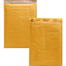 "Alliance Rubber Envelopes #4, Self Sealing, Bubble Cushioned, 9 1/2"" x 14 1/2"""