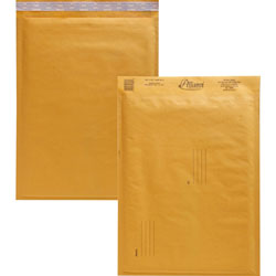 "Alliance Rubber Envelopes #5, Self Sealing, Bubble Cushioned, 10 1/2"" x 16"""