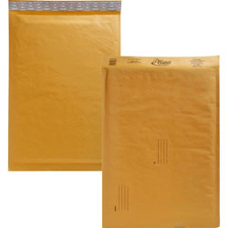 "Alliance Rubber Envelopes #6, Self Sealing, Bubble Cushioned, 12 1/2"" x 19"""
