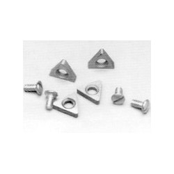 Ammco Negative Rake Carbide Insert, 6 Pack