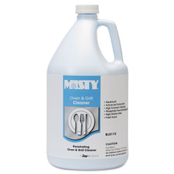 Misty Heavy-Duty Oven and Grill Cleaner, 1 gal. Bottle