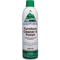 AmRep Aspire Furniture Cleaner and Polish, 20 Ounce