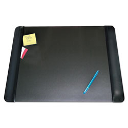 Artistic Office Products Executive Desk Pad, Leather like, 19 x 24