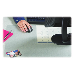 Artistic Office Products Krystal View Deskmat Nonglare