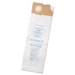 Janitized NSS Marshall 14/18 Replacement Vacuum Bags