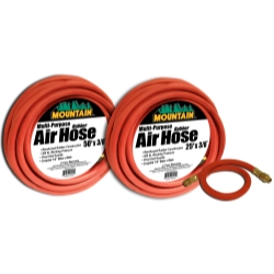 "Apache Hose and Belting 3/8"" Multi-Purpose Air Hose 3 Pack"