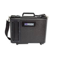 Amplivox S222 Audio Portable Buddy Professional PA System w/Pro Wired Mic & 15 ft. Cable