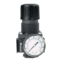 "Arrow Pneumatic 1/2"" PneuMasterAir Regulator with Gauge"