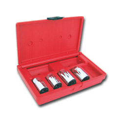 Assenmacher 4 Piece Metric Stud Remover / Extractor Set