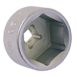 Assenmacher 27mm Oil Filter Socket