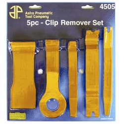 Astro Pneumatic 5 Piece Fastener and Molding Remover Set