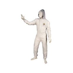 Astro Pneumatic Large Reusable Coverall w/Velcro Wrists and Ankles