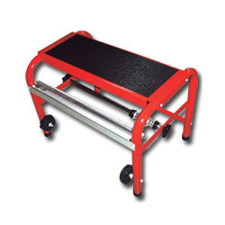 Astro Pneumatic Mobile Step Masking Machine
