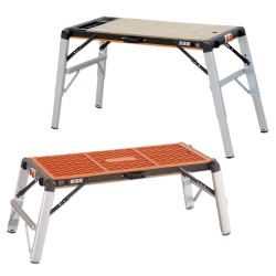Astro Pneumatic 2-in-1 Work Bench Table/Scaffold