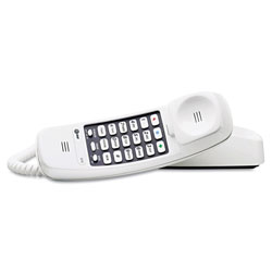 Vtech 210 Trimline Telephone, White