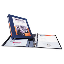 "Avery One Touch EZD™ 1"" View Binder, Black"