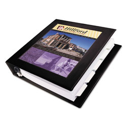 "Avery One Touch EZD™ 1 1/2"" View Binder, Black"