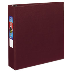 "Avery 45% Recycled One Touch EZD™ Heavy Duty D Ring Reference Binder, 2"" Capacity, Red"