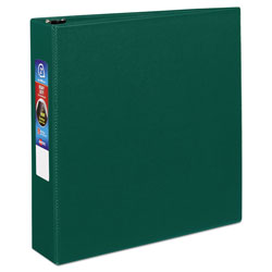 "Avery 45% Recycled One Touch EZD™ Heavy Duty D Ring Reference Binder, 2"" Capacity, Green"