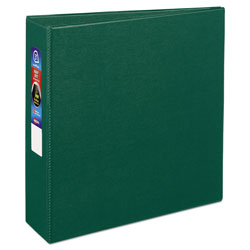 "Avery 45% Recycled One Touch EZD™ Heavy Duty D Ring Reference Binder, 3"" Capacity, Green"