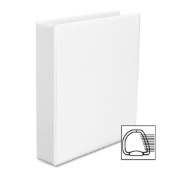 "Avery One Touch EZD™ 1 1/2"" View Binder, White"