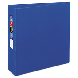 "Avery 45% Recycled One Touch EZD™ Heavy Duty D Ring Reference Binder, 3"" Capacity, Blue"