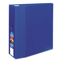 "Avery 45% Recycled One Touch EZD™ Heavy Duty D Ring Reference Binder, 5"" Capacity, Blue"