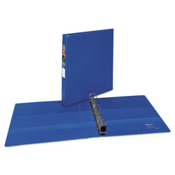 "Avery 45% Recycled One Touch EZD™ Heavy Duty D Ring Reference Binder, 1"" Capacity, Blue"