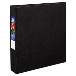 "Avery 45% Recycled One Touch EZD™ Heavy Duty D Ring Reference Binder, 1 1/2"" Capacity, Black"