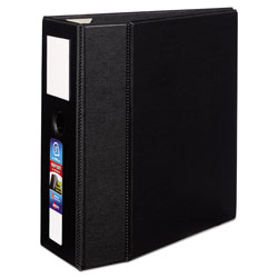 "Avery 45% Recycled One Touch EZD™ Heavy Duty D Ring Reference Binder, 5"" Capacity, Black"