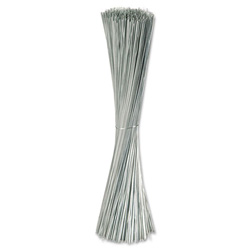 "Advantus 7 1/2"" Long Tag Wires, 1,000 Wires per Pack"