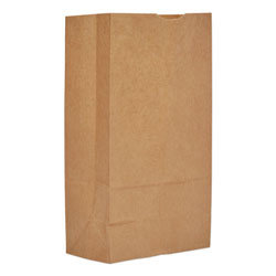Paper Bags & Sacks 12# Natural Paper Bag 500/Bundle