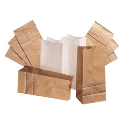 Duro GK2 2# Natural Paper Grocery Bags