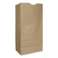 Duro GX16 16# Natural Paper Grocery Bags, Extra Heavy-Duty